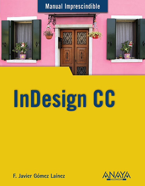 Manual Imprescindible InDesign CC