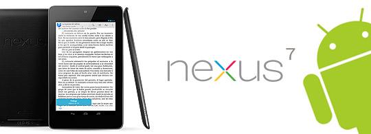 Nexus 7, el retorno de Android