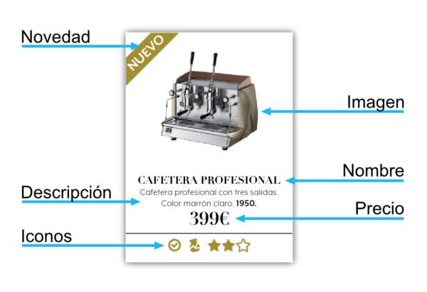 Ficha de producto